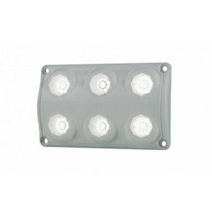 Lampy oświetlenia wnętrza kabiny